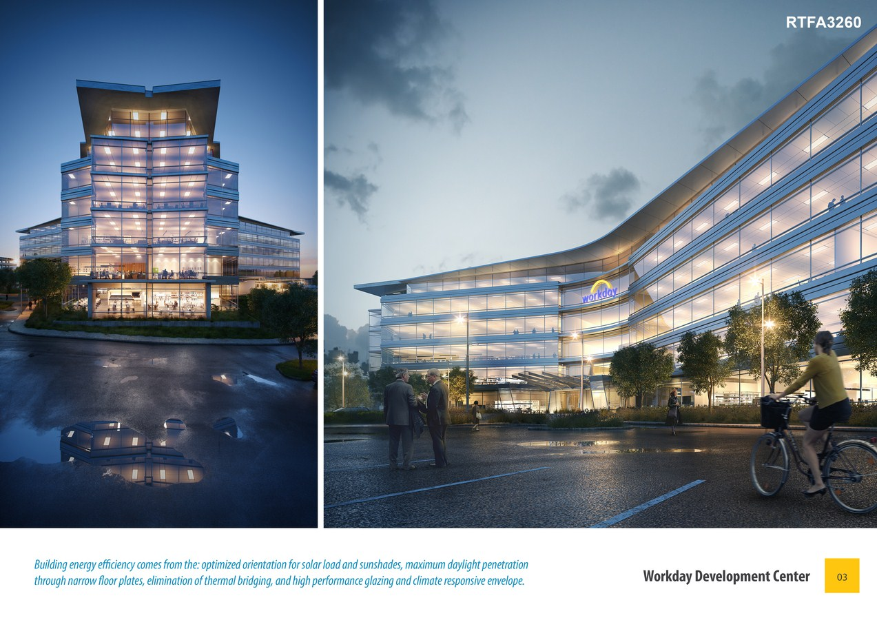 Workday Development Center By Form4 Architecture - Sheet3