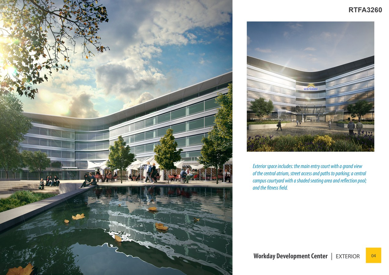 Workday Development Center By Form4 Architecture - Sheet4