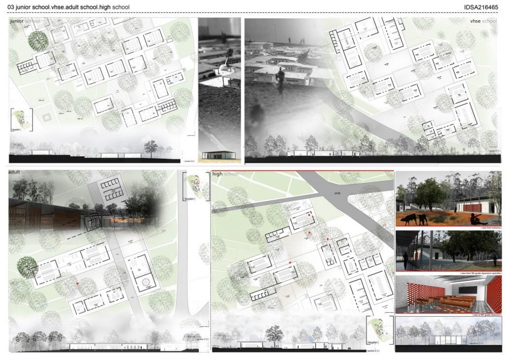 Community & Learning Centre By Jino Varkey