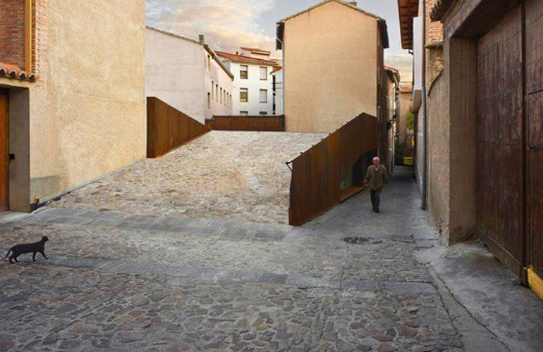 Archaeological Space By Sergio Sebastián Franco