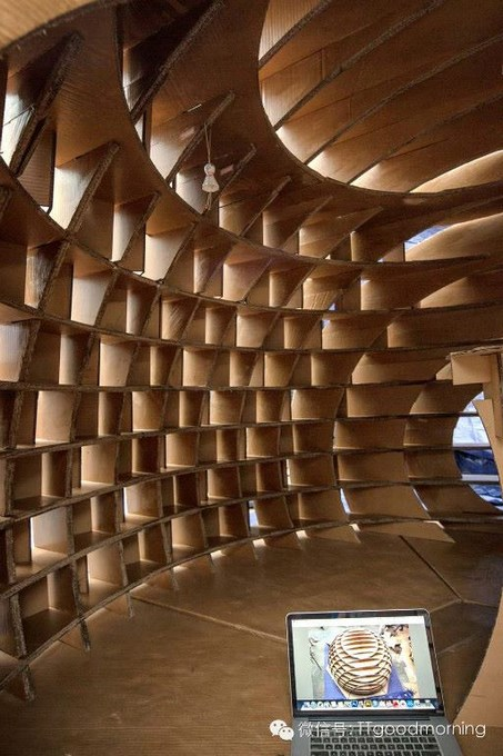 Amazing Cardboard House Exhibition - Sheet17