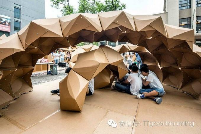 Amazing Cardboard House Exhibition - Sheet6
