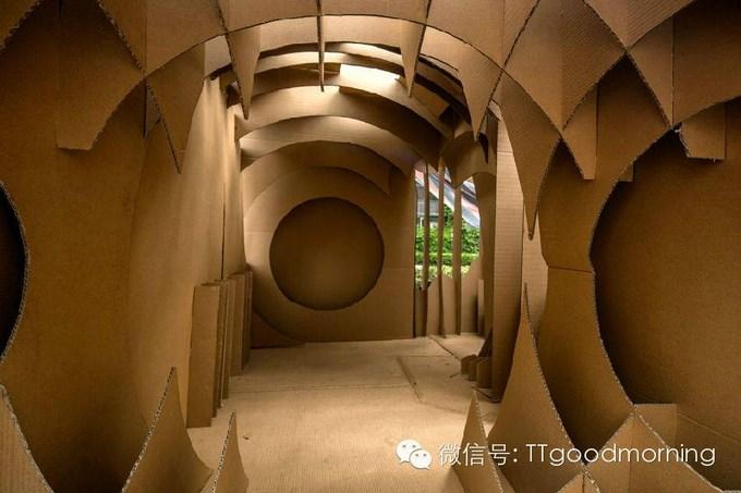 Amazing Cardboard House Exhibition - Sheet27