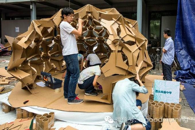Amazing Cardboard House Exhibition - Sheet28