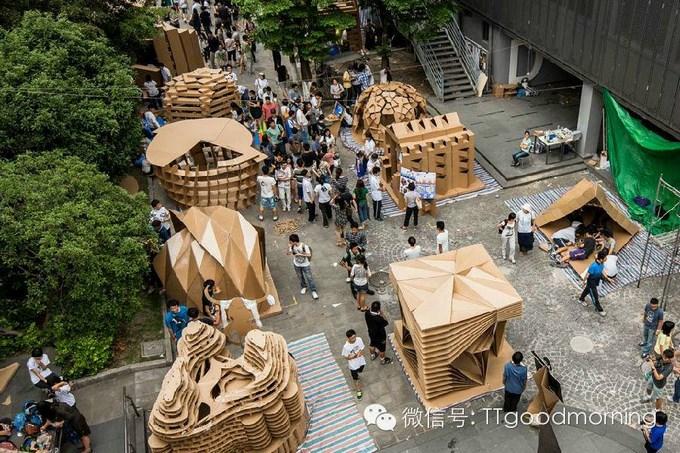 Amazing Cardboard House Exhibition - Sheet2