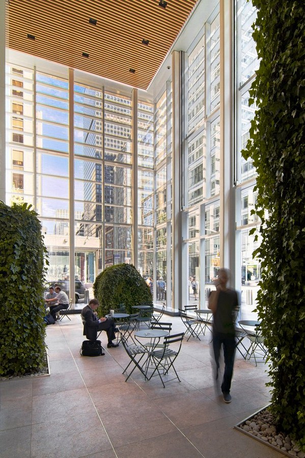 Bank of America Tower at One Bryant Park By Cook & Fox Architects - Sheet5