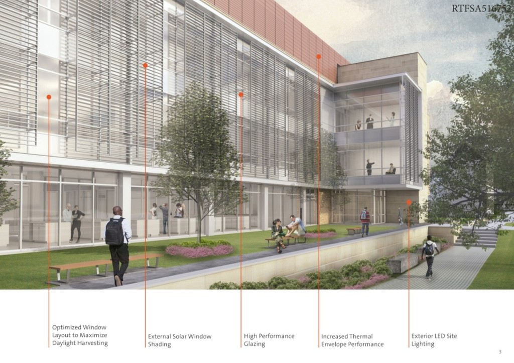 Carleton College Science Building Renovation and Addition By EYP