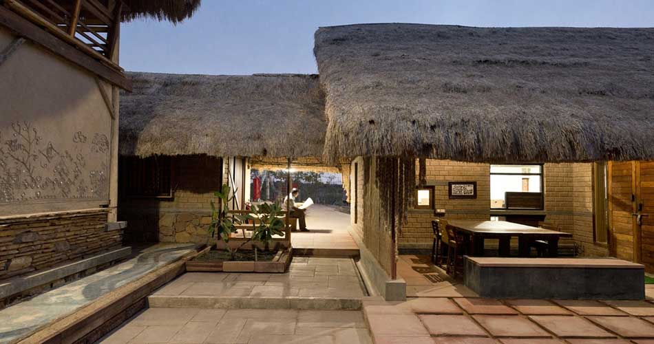 15 Architecture Firms in India practising Sustainable and Vernacular Architecture - Hunnarshala Foundation