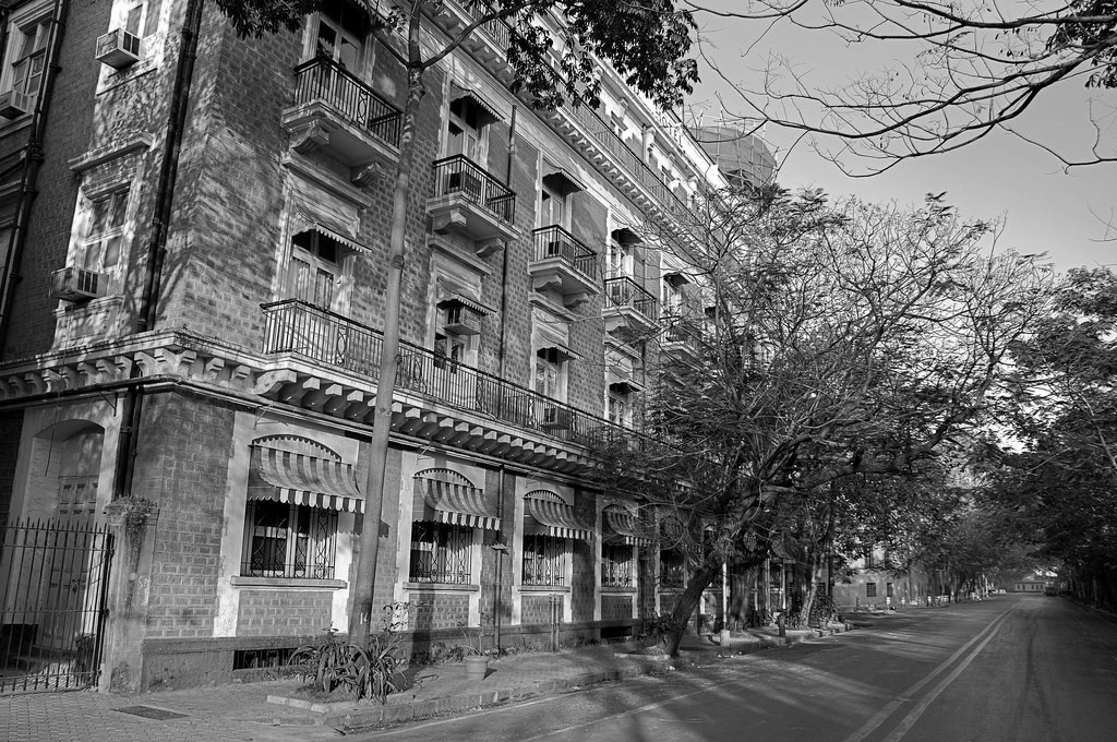A journey of 100 years of Architecture in India | Part 01 - 1908-23 Ballard Estate