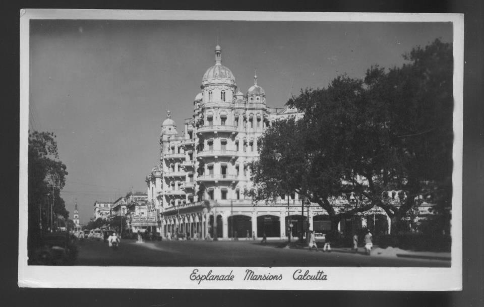 A journey of 100 years of Architecture in India | Part 01 - 1910 Esplanade Mansions, Calcutta