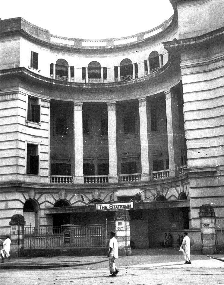 A journey of 100 years of Architecture in India | Part 01 - 1931-33 Statesman Building, Calcutta