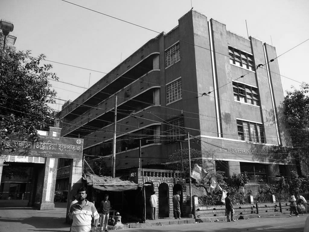 A journey of 100 years of Architecture in India | Part 01 - 1937 Lady Dufferin Memorial Hospital Kolkata