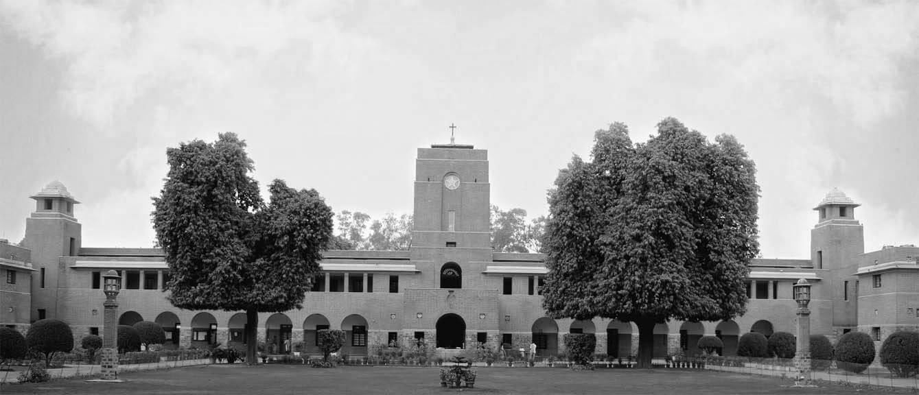 A journey of 100 years of Architecture in India | Part 01 - 1938 St. Stephen college,New Delhi