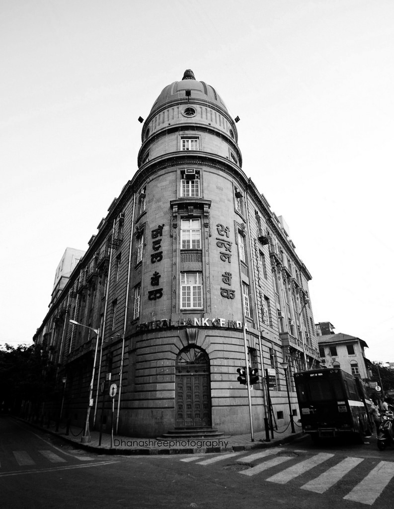 A journey of 100 years of Architecture in India | Part 01 - 1944 Bank of india Building Mumbai