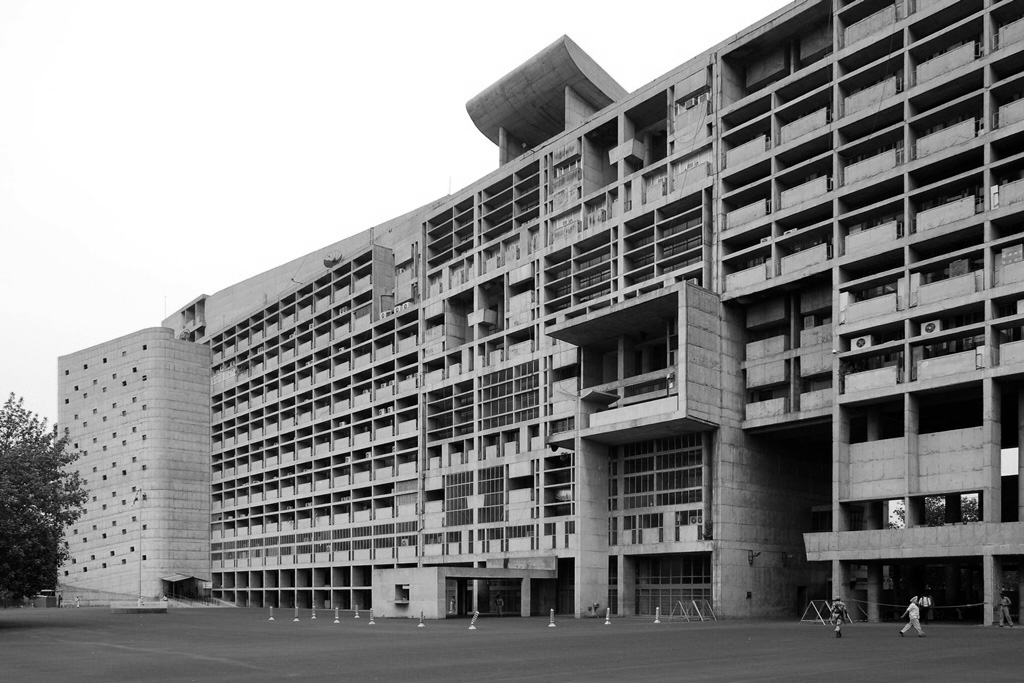 A journey of 100 years of Architecture in India | Part 01 - 1950 The Government press Building in Chandigarh