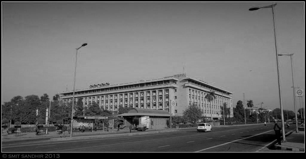 A journey of 100 years of Architecture in India | Part 02 - 1957 Krishi Bhavan New Delhi