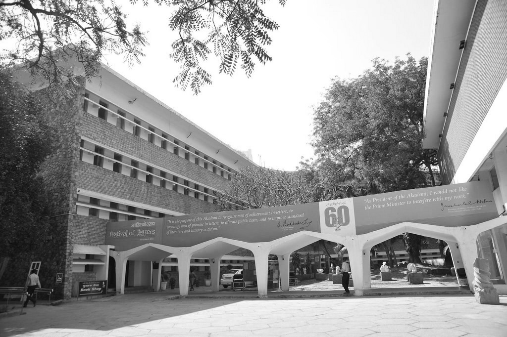 A journey of 100 years of Architecture in India | Part 02 - 1959-61 Rabindra Bhavan, New Delhi