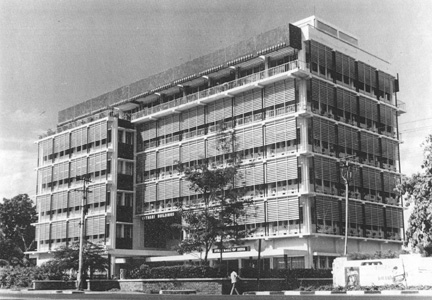 A journey of 100 years of Architecture in India | Part 02 - 1961-63 Kothari Building, Chennai