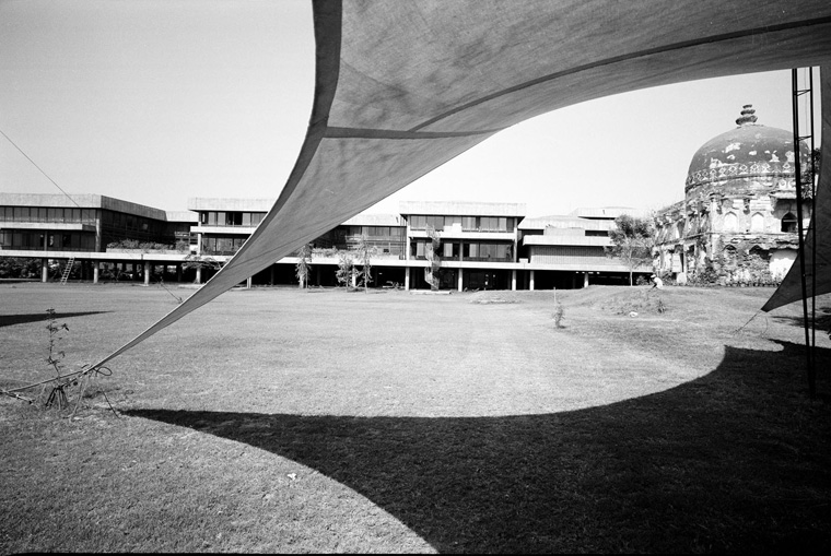 A journey of 100 years of Architecture in India | Part 02 - 1961 National Institute of Design, Ahmadabad