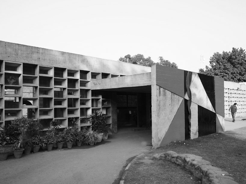 A journey of 100 years of Architecture in India | Part 02 - 1964-86 Cultural centre, Chandigarh