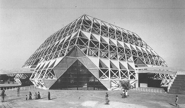 A journey of 100 years of Architecture in India | Part 02 - 1971-72 Permanent Exhibition Complex, New Delhi