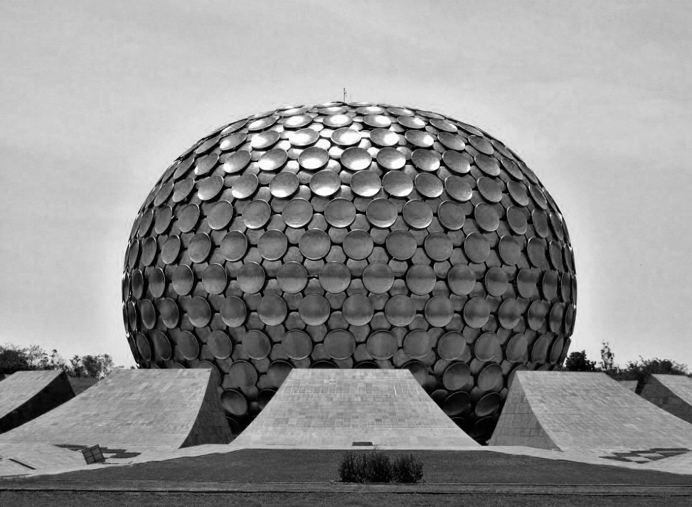 A journey of 100 years of Architecture in India | Part 02 - 1971-92 Matrimandir, Auroville
