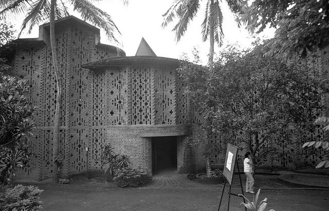 A journey of 100 years of Architecture in India | Part 02 - 1971 Centre for Development studies