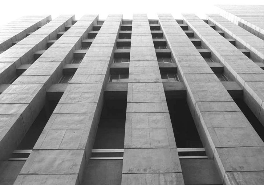 A journey of 100 years of Architecture in India | Part 02 - 1974-82 Dena Bank Ahamedabad