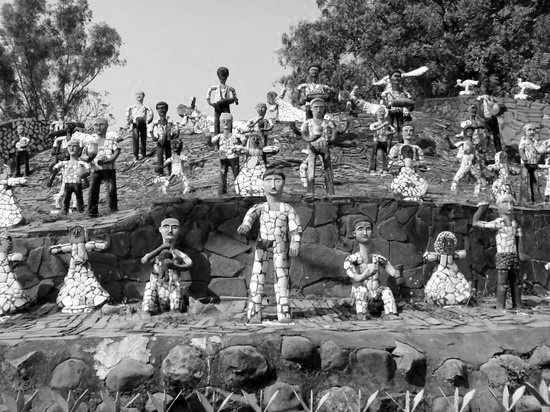 A journey of 100 years of Architecture in India | Part 02 - 1974 Rock Garden Chandigarh