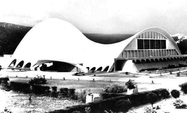 A journey of 100 years of Architecture in India | Part 02 - 1975 Venkateswara University auditorium, tirupati