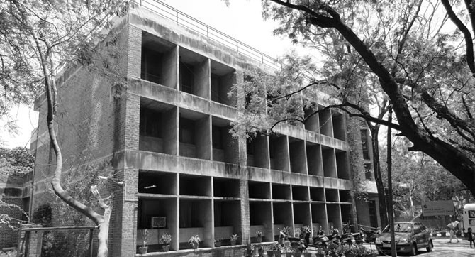 A journey of 100 years of Architecture in India | Part 03 - 1976-1978-Vikram-Sarabhai-Hall