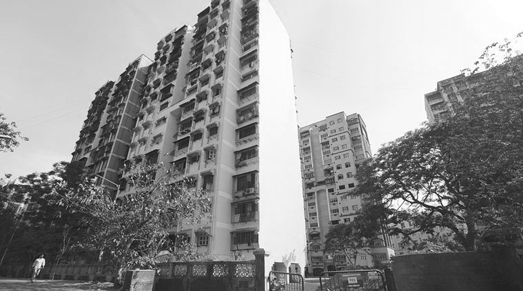 A journey of 100 years of Architecture in India | Part 03 - 1976-77 Indian Express Building Mumbai