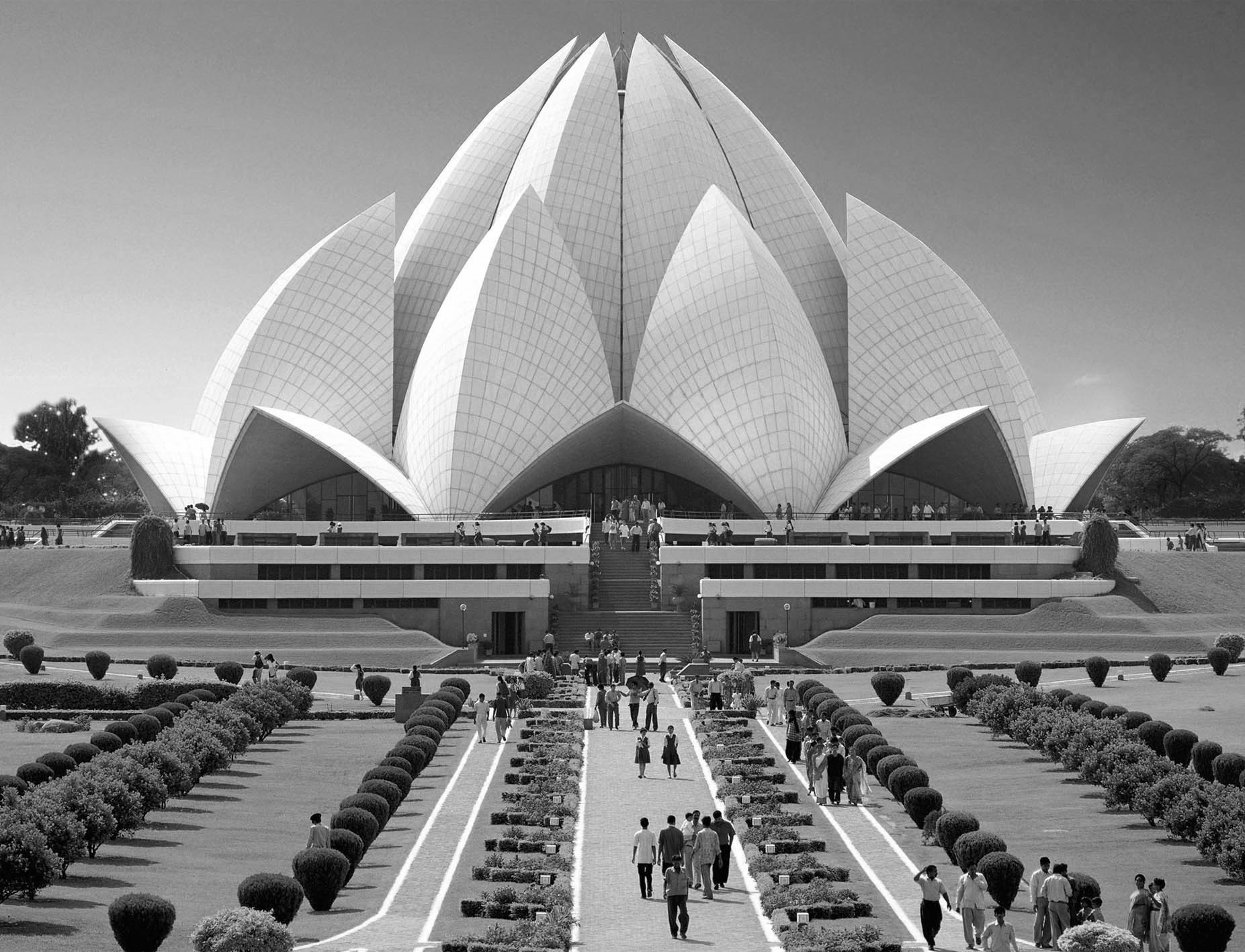 A journey of 100 years of Architecture in India | Part 03 - 1980-86 Baha'I house of workship, new delhi