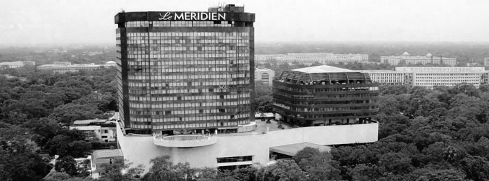 A journey of 100 years of Architecture in India | Part 03 - 1980 Hotel le Meridien, New Delhi