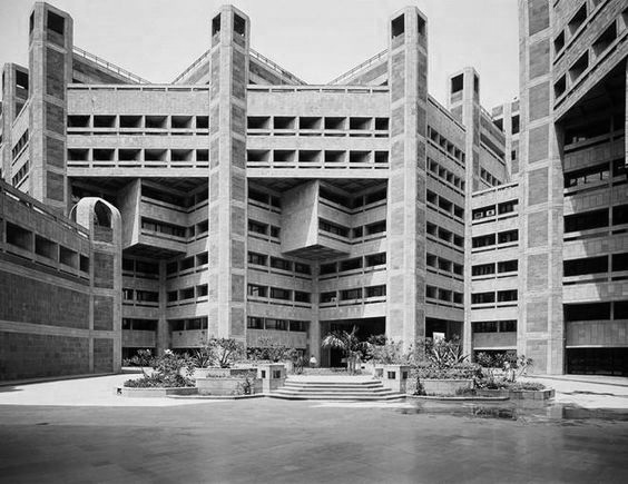 A journey of 100 years of Architecture in India | Part 03 - 1980 Scope Building, New Delhi