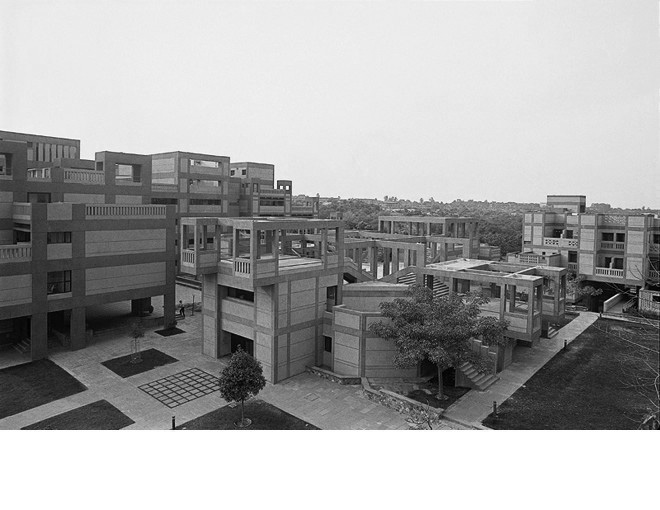 A journey of 100 years of Architecture in India | Part 03 - 1984-88 National Institute of immunology, new delhi