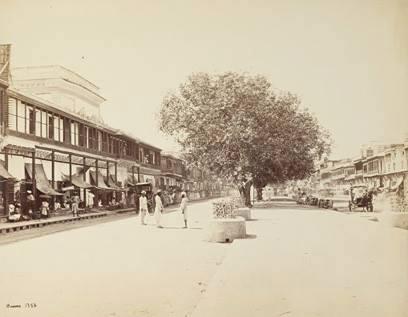 Delhi Now & Then - See how Delhi has changed through CENTURIES. This Is Amazing.! - Chandini Chowk Delhi