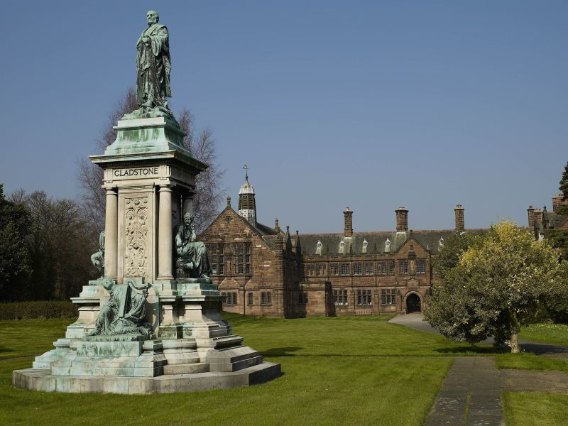 Amazing Historical Buildings shining this world with their Beautiful creativity!! - Gladstone's Library in Hawarden