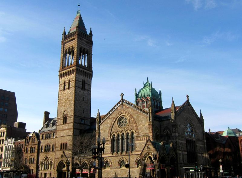 Amazing Historical Buildings shining this world with their Beautiful creativity!! - Old South Church Boston