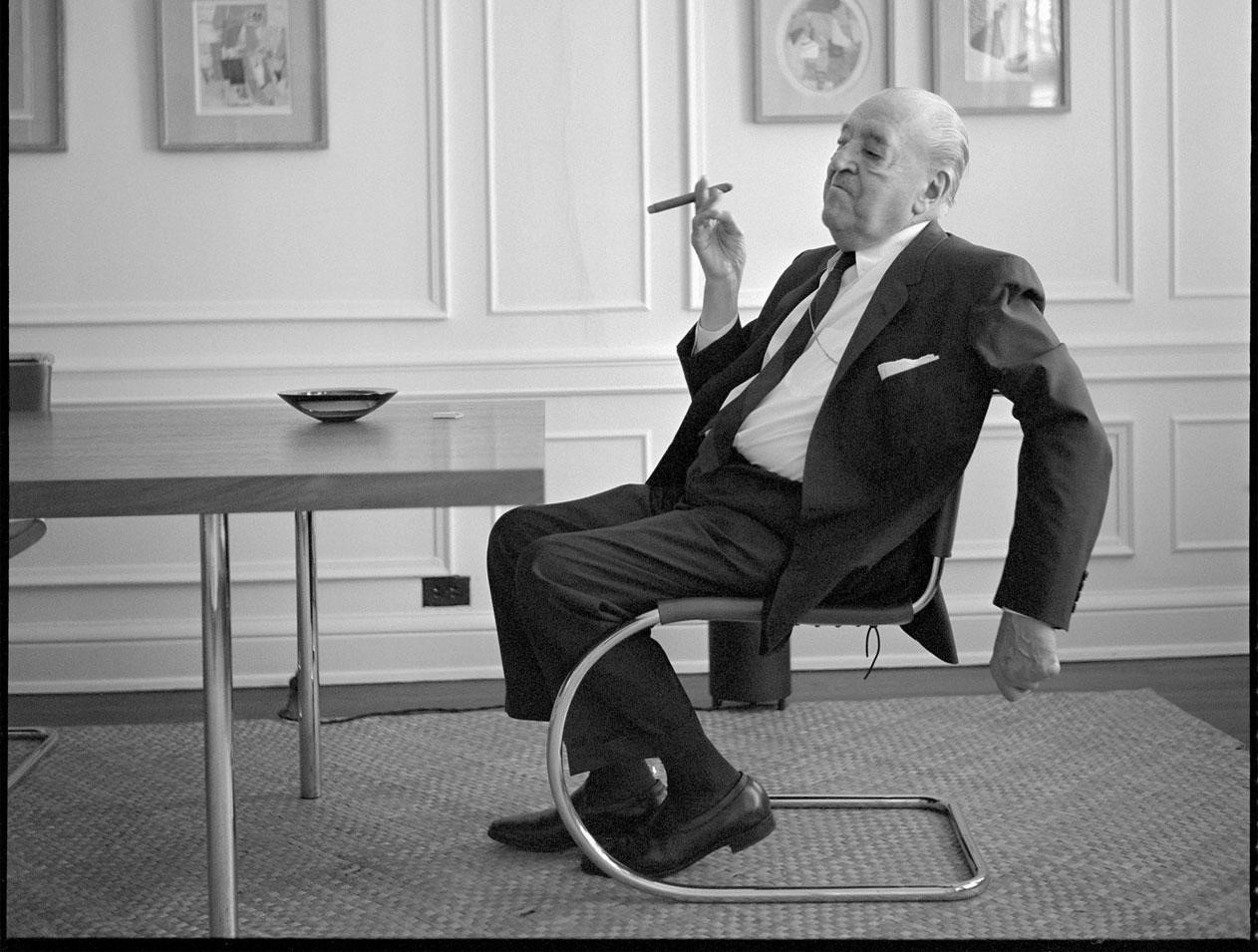 Commemorating Architects on their Birthdays: Mies van der Rohe - Sheet1