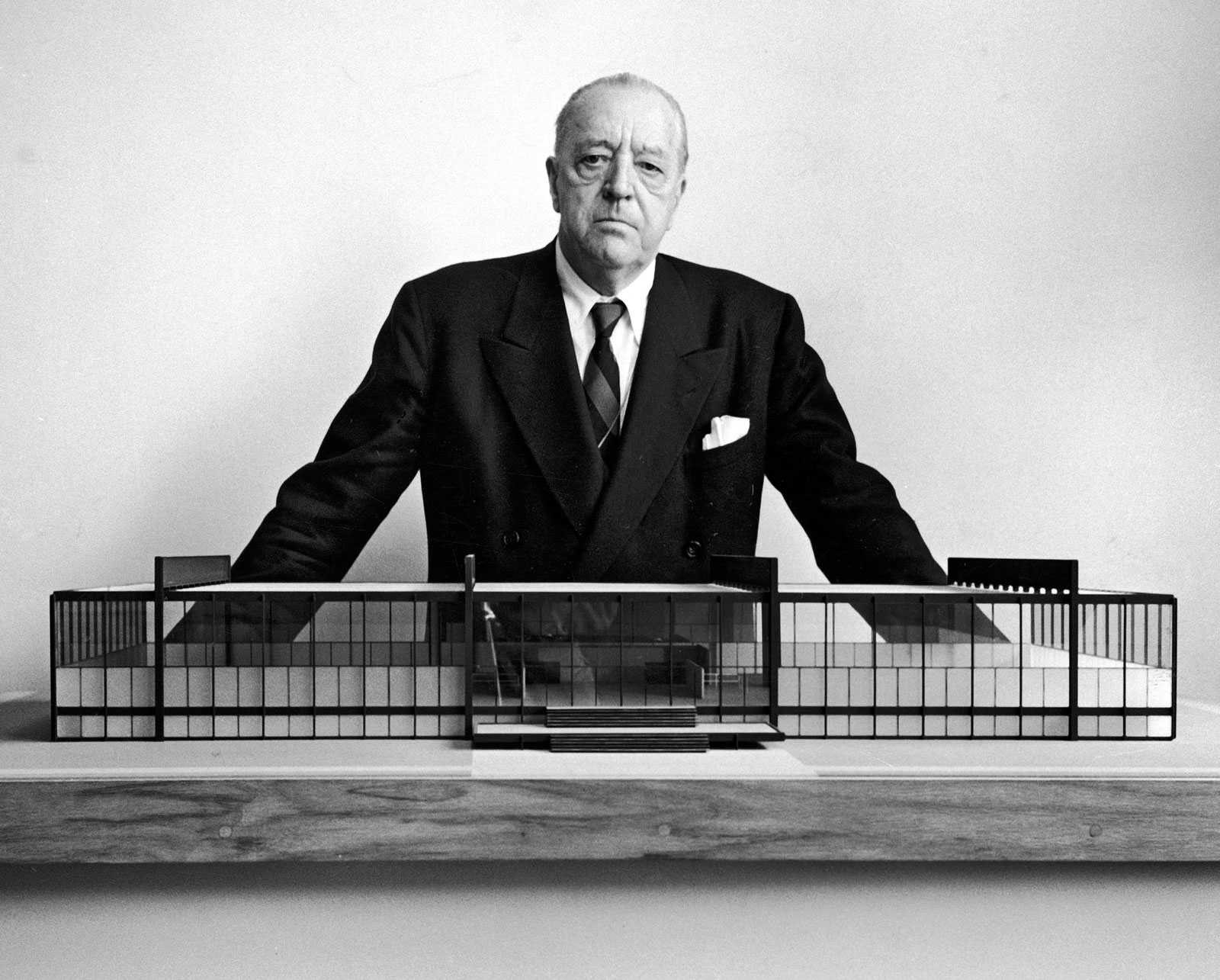 Commemorating Architects on their Birthdays: Mies van der Rohe - Sheet6