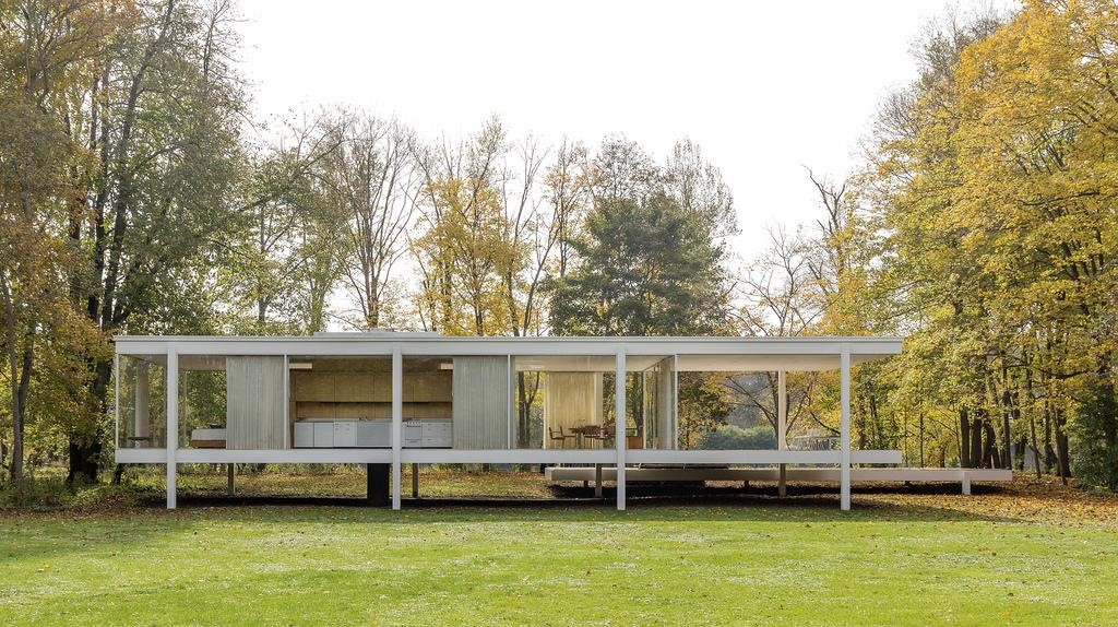 Commemorating Architects on their Birthdays: Mies van der Rohe - Sheet7