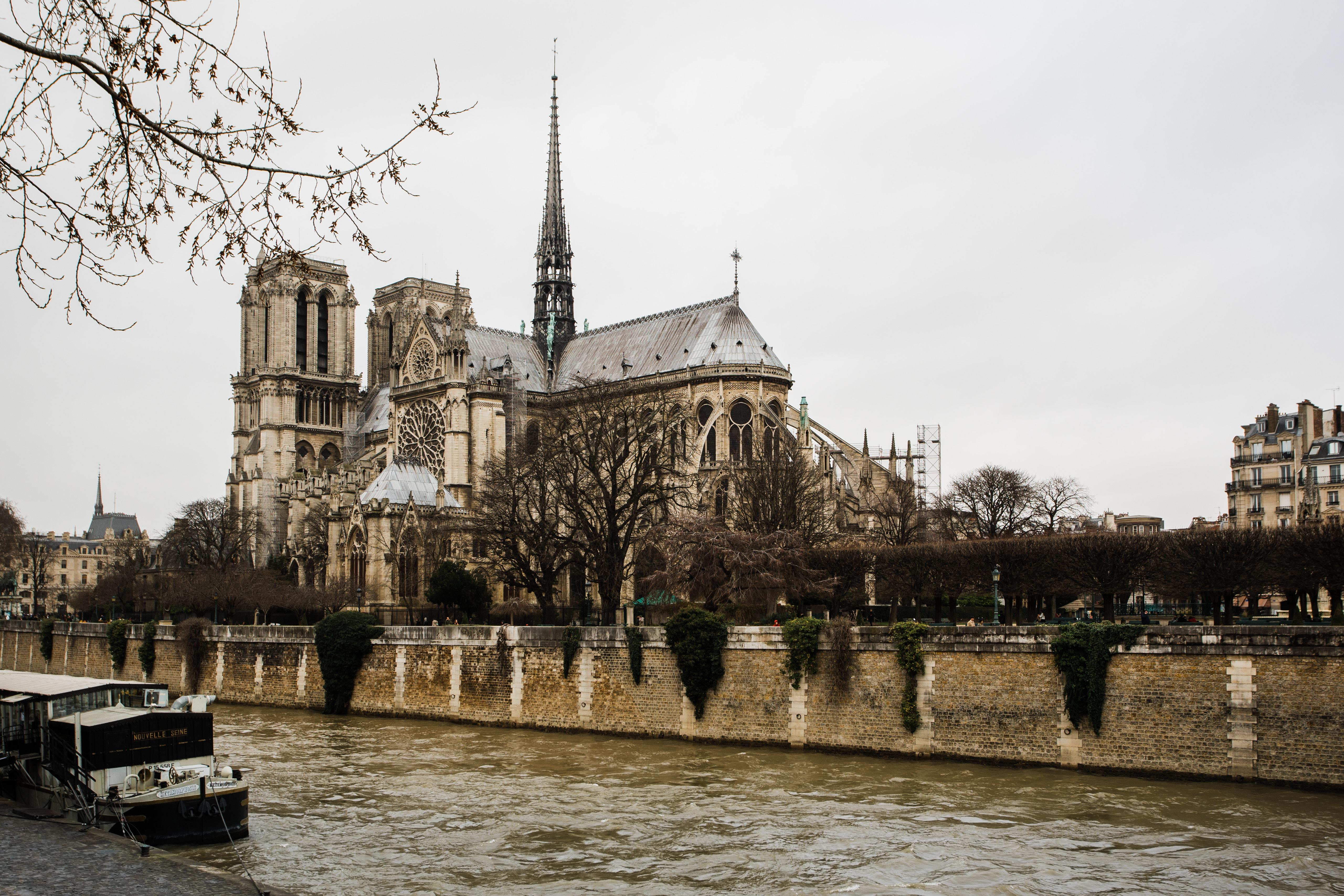 Notre Dame - Restoration Approaches Beyond Replicating The Past - Sheet2