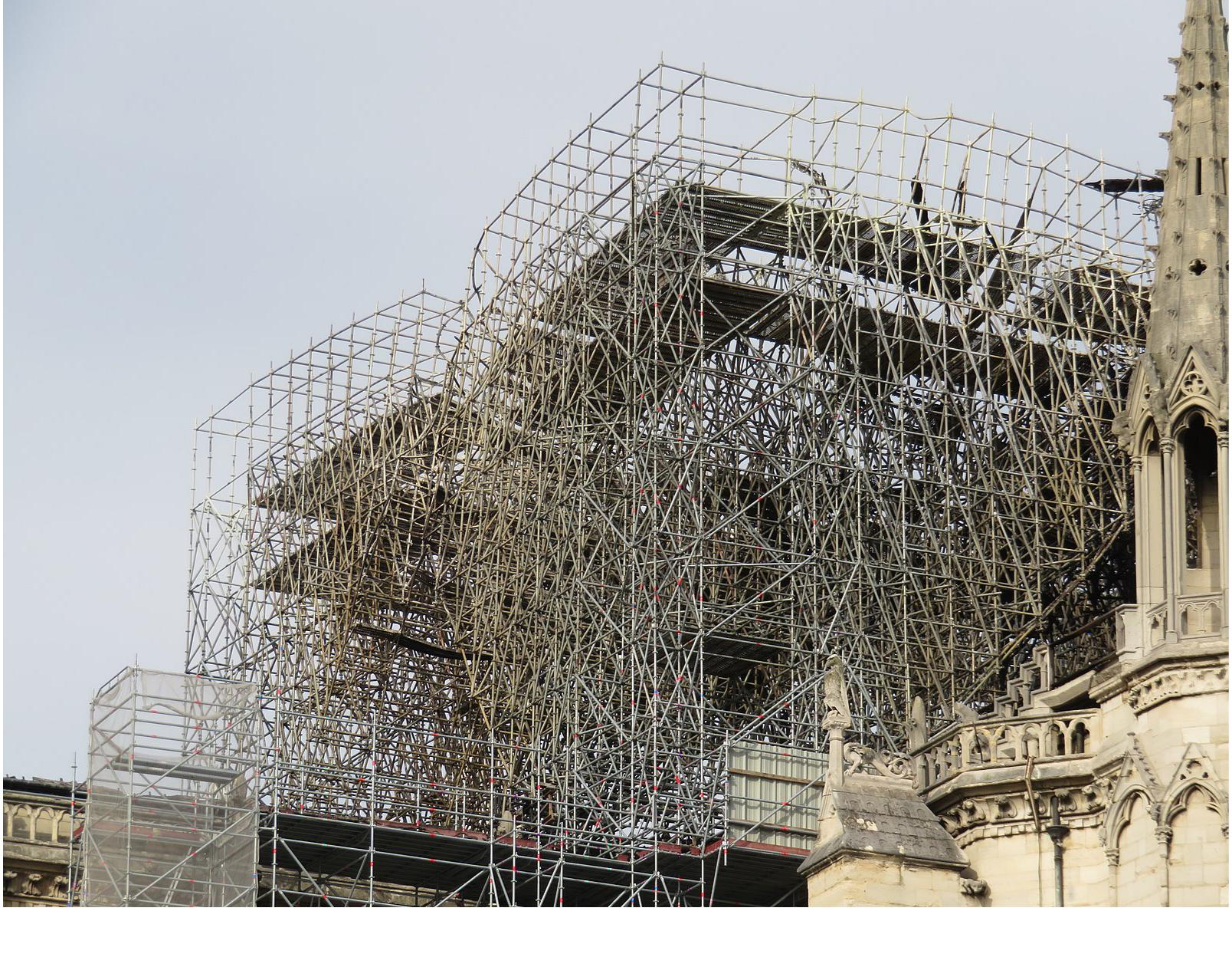 Notre Dame - Restoration Approaches Beyond Replicating The Past - Sheet3