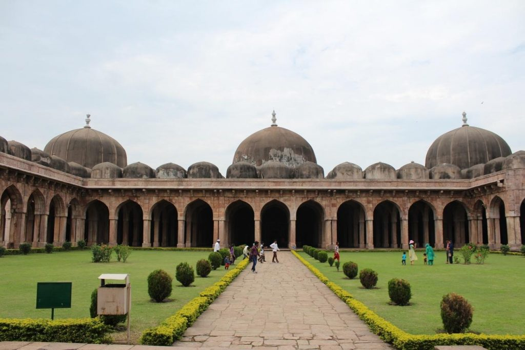 Mandav: A Photo Essay - Jami Masjid-The Friday Mosque1