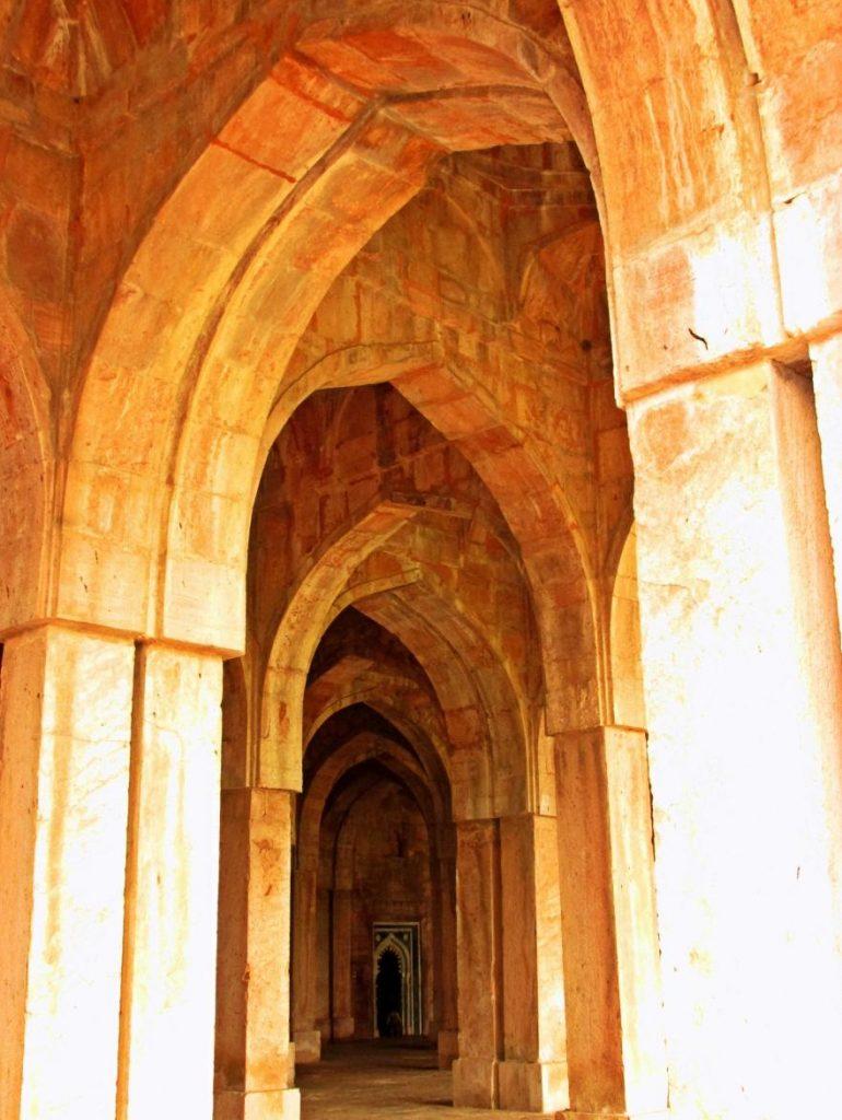 Mandav: A Photo Essay - Jami Masjid-The Friday Mosque4