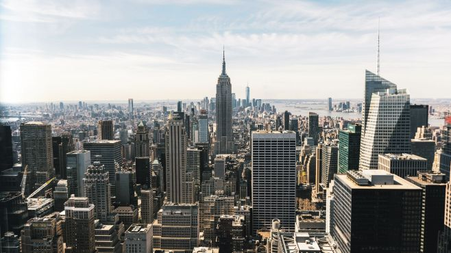 20 Buildings in Europe Every Architect must visit - Empire State Building, New York, London