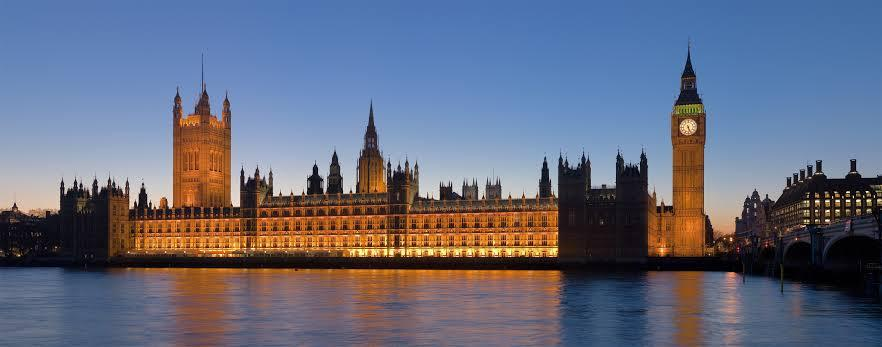 20 Buildings in Europe Every Architect must visit - Palace of Westminster , London, England