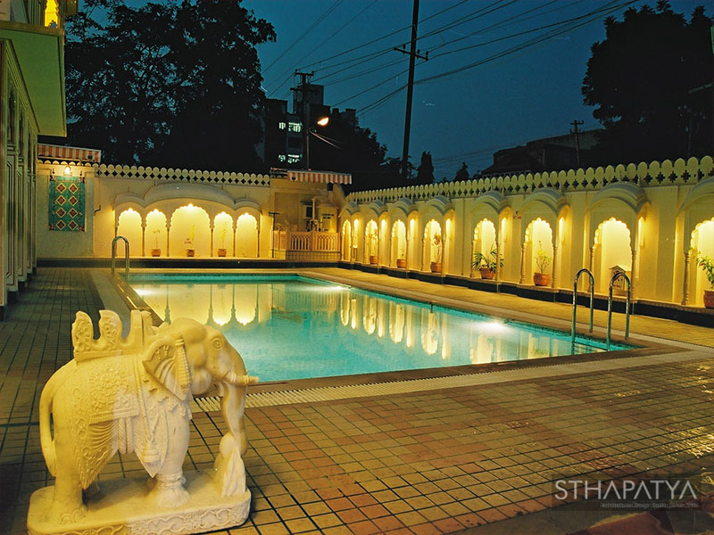 Top 15 Architecture Firms in Jaipur - Sthapatya Architects