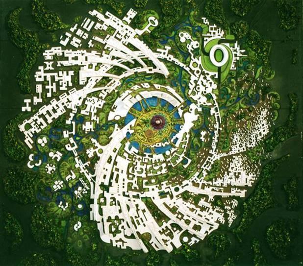 Revival of Earthen Architecture: Auroville - Sheet1